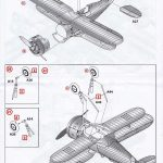 ICM-72076-Polikarpov-I-153-China-Bauanleitung-5-150x150 Polikarpow I-153 China Guomindang Fighter in 1:72 von ICM #72076