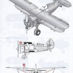 ICM-72076-Polikarpov-I-153-China-Bauanleitung-7-150x150 Polikarpow I-153 China Guomindang Fighter in 1:72 von ICM #72076