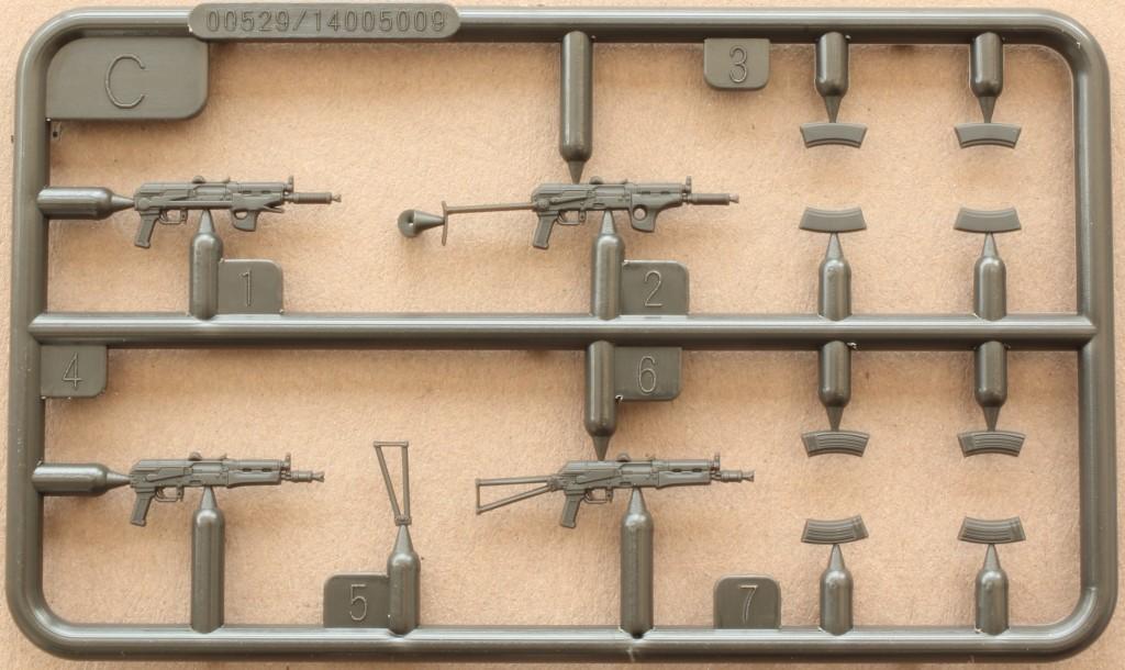 IMG_0052 Soviet Tank Crew 1:35 Trumpeter #00435