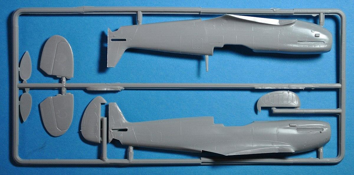 KoPro-73170-Spitfire-Mk.-IX-Floatplane-3 Spitfire Mk. IX Floatplane in 1:72 von KoPro # 73170