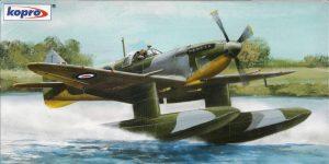 Spitfire Mk. IX Floatplane in 1:72 von KoPro # 73170