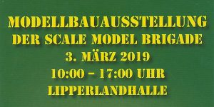 Scale Model Brigade Lemgo 2019