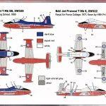 MiniWing-320-BAC-Jet-Provost-4-150x150 BAC Jet Provost T.5 in 1:144 von MiniWings # 320