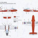 MiniWing-320-BAC-Jet-Provost-5-150x150 BAC Jet Provost T.5 in 1:144 von MiniWings # 320