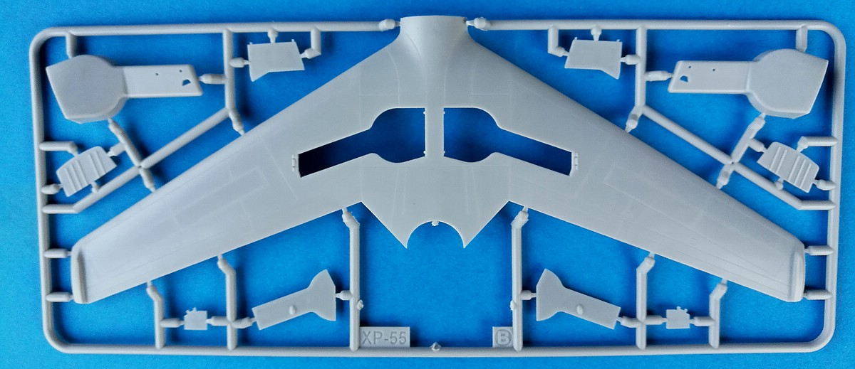 Modelsvit-4808-Curtiss-XP-55-Ascender-16 Curtiss XP-55 Ascender in 1:48 von Modelsvit # 4808