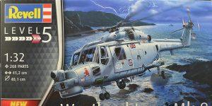 Westland Lynx Mk. 8 im Maßstab 1:32 von Revell # 04981