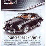 Revell-07043-Porsche-356-C-Cabrio-26-150x150 Porsche 356C Cabrio im Maßstab 1:16 von Revell # 07043