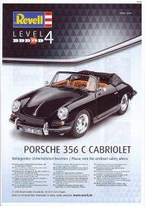 Revell-07043-Porsche-356-C-Cabrio-26-212x300 Revell 07043 Porsche 356 C Cabrio (26)