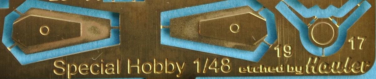 Special-Hobby-SH-48138-Seafire-Mk.-III-45 Supermarine Seafire Mk. III in 1:48 von Special Hobby #SH 48138