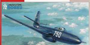 "FH-1 Phantom ""Demonstration Teams and Trainers"" in 1:72 von Special Hobby # SH 72297"