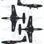 "Special-Hobby-SH-72297-FH-1-Phantom-25-150x150 FH-1 Phantom ""Demonstration Teams and Trainers"" in 1:72 von Special Hobby # SH 72297"