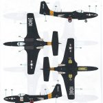 """Special-Hobby-SH-72297-FH-1-Phantom-26-150x150 FH-1 Phantom """"Demonstration Teams and Trainers"""" in 1:72 von Special Hobby # SH 72297"""