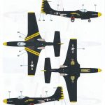"""Special-Hobby-SH-72297-FH-1-Phantom-27-150x150 FH-1 Phantom """"Demonstration Teams and Trainers"""" in 1:72 von Special Hobby # SH 72297"""