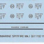Tamiya-61119-Spitfire-Mk.-I-26-150x150 Spitfire Mk. I im Maßstab 1:48 von Tamiya 61119