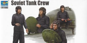 Soviet Tank Crew 1:35 Trumpeter #00435