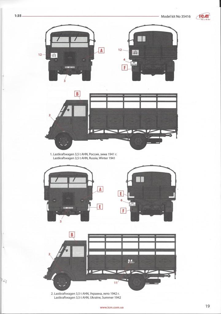 scan1584 Lastkraftwagen 3.5 t AHN with German Drivers 1:35 ICM (#35418 )