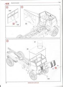 scan1603-218x300 Model W.O.T. 6 WWII British Truck 1:35 ICM (#35507)