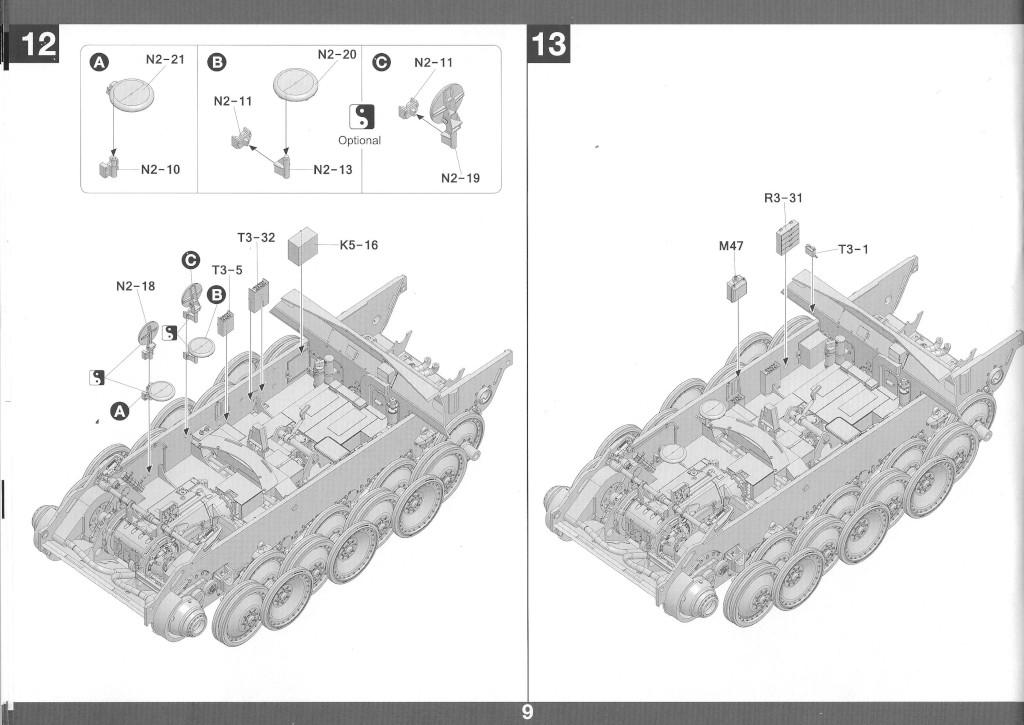 10-2 German Tank Destroyer Sd.Kfz. 173 Jagdpanther G2 1:35 Takom (#2118)