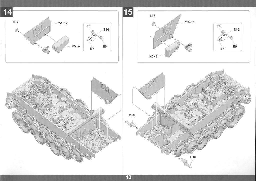 11-2 German Tank Destroyer Sd.Kfz. 173 Jagdpanther G2 1:35 Takom (#2118)