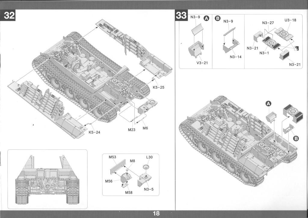 19-1 German Tank Destroyer Sd.Kfz. 173 Jagdpanther G2 1:35 Takom (#2118)