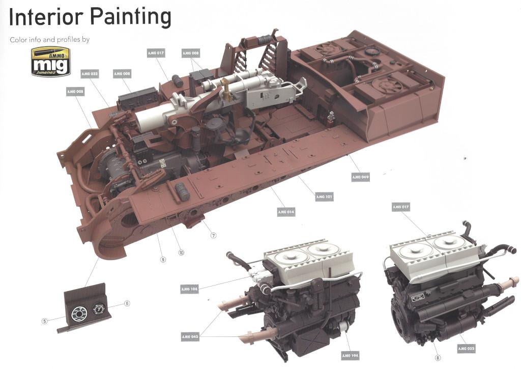 33 German Tank Destroyer Sd.Kfz. 173 Jagdpanther G2 1:35 Takom (#2118)