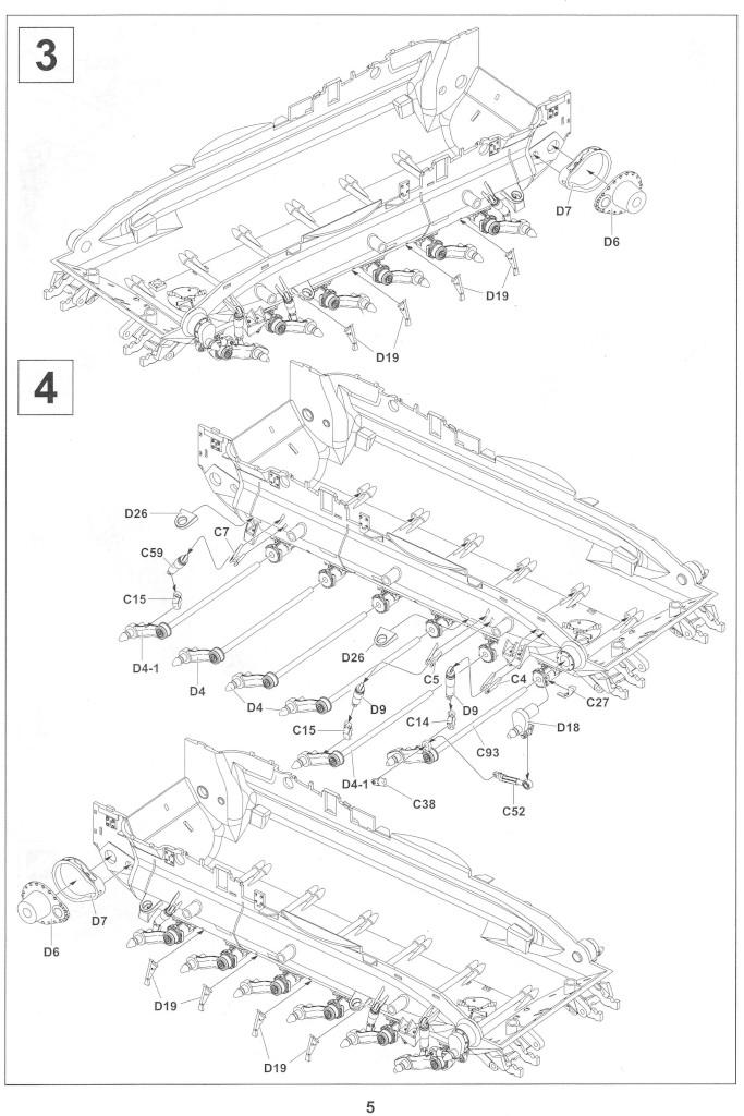 Anleitung05-2 M728 Combat Engineer Vehicle 1:35 AFV Club (#35254)