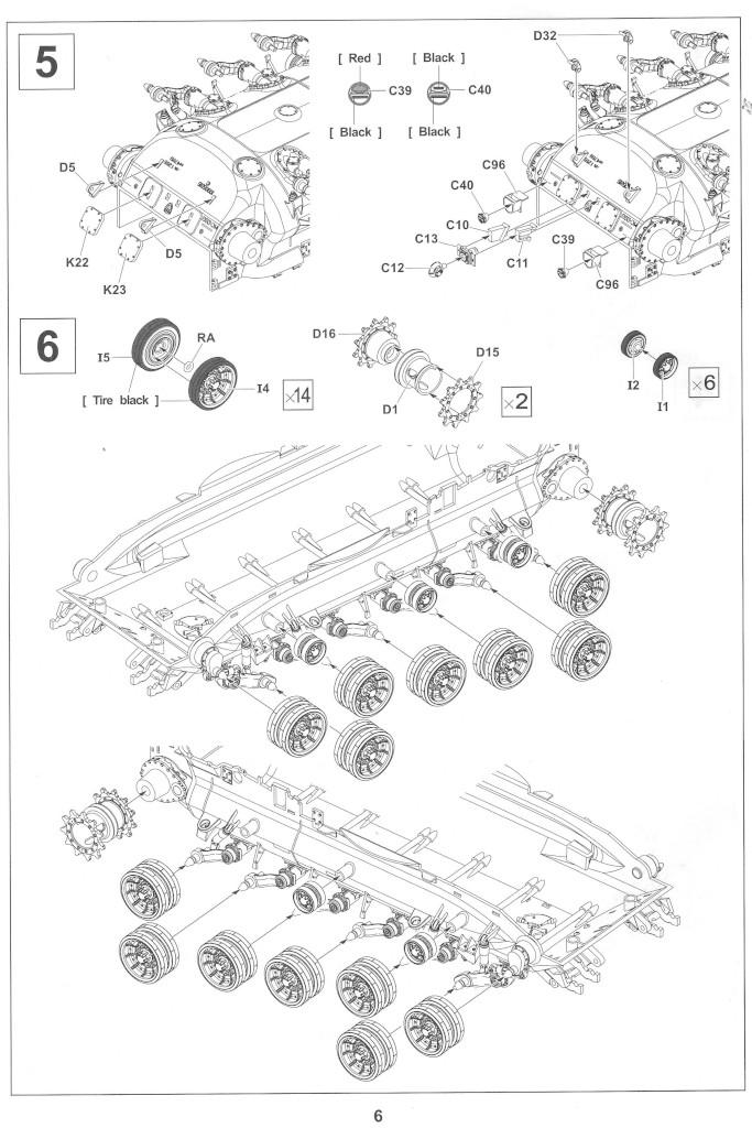 Anleitung06-2 M728 Combat Engineer Vehicle 1:35 AFV Club (#35254)