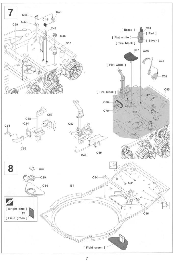 Anleitung07-2 M728 Combat Engineer Vehicle 1:35 AFV Club (#35254)