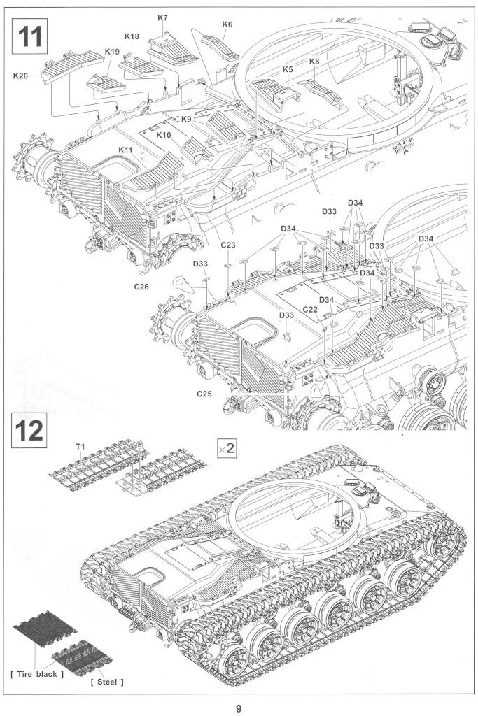 Anleitung09-2 M728 Combat Engineer Vehicle 1:35 AFV Club (#35254)