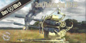 3cm Flakvierling 103/38 1:35 Das Werk (#DW35004)