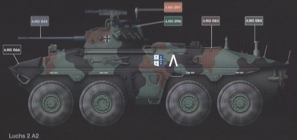 Box2 SpPz 2 Luchs A1/A2 1:35 Takom (#2017)