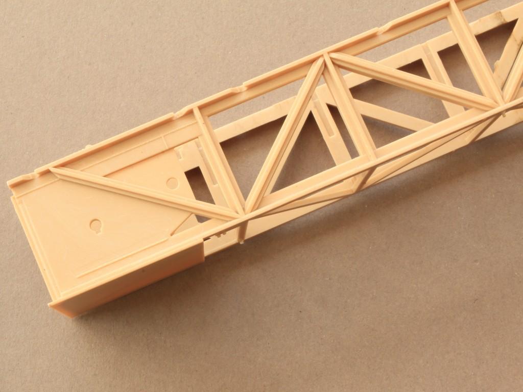 Brücke-4 Fries Kran 16t Strabokran (1942) 1:35 Amusing Hobby (#35B003)