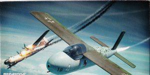 Messerschmitt Me P.1103 in 1:48 von Brengun # 48004
