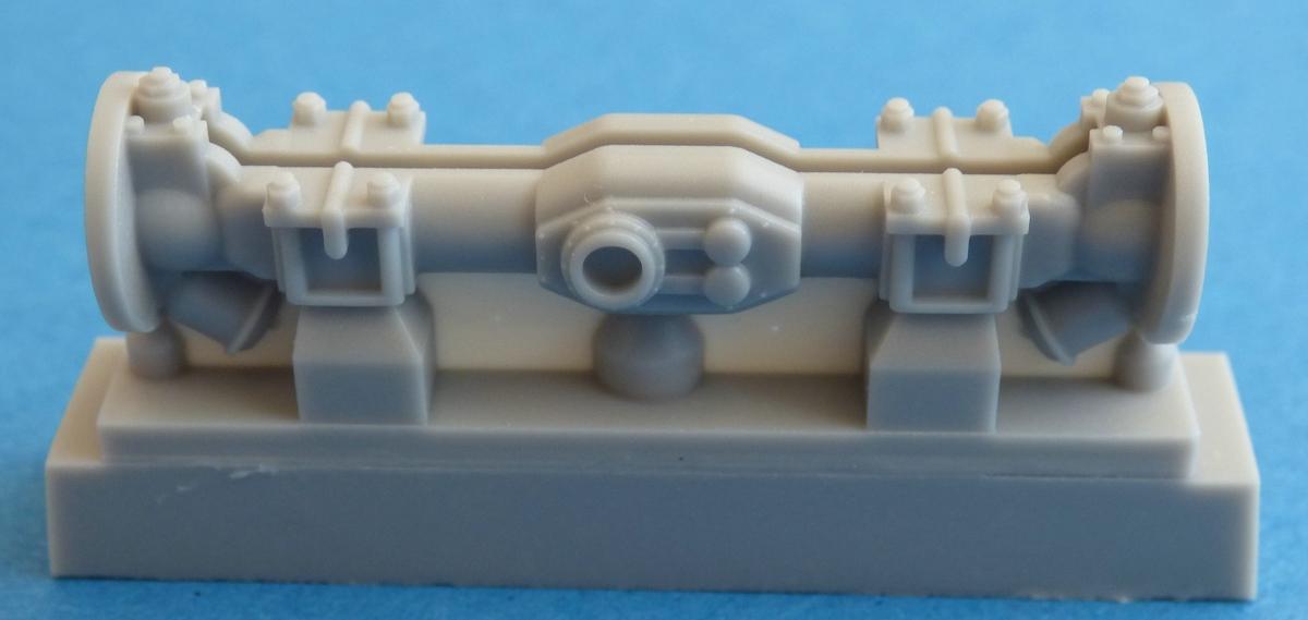 CMK-8056-MAN-LE-10.220-Achsen-1 MAN LE 10.220 Flugzeugschlepper in 1:48 von CMK #8056