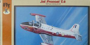 Fly Jet-Provost T 4 in 1:48 von FLY # 48019