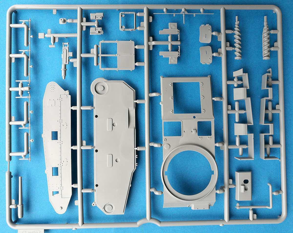 ICM-35330-Leichttraktor-Rheinmetall-1930-5 Leichttraktor Rheinmetall 1930 in 1:35 von ICM # 35330