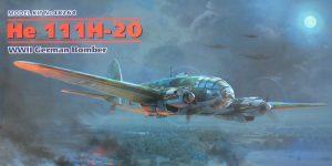Heinkel 111 H-20 in 1:48 von ICM #48264