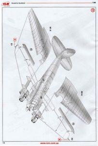 ICM-48264-Heinkel-He-111-H-20-56-203x300 ICM 48264 Heinkel He 111 H-20 (56)