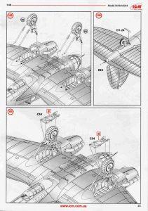 ICM-48264-Heinkel-He-111-H-20-61-211x300 ICM 48264 Heinkel He 111 H-20 (61)