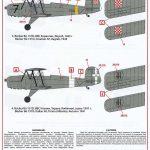 ICM-D3201-Bücker-Bü-131D-WW-II-Axis-5-150x150 Decals für die Bücker Bü 131D von ICM D32001