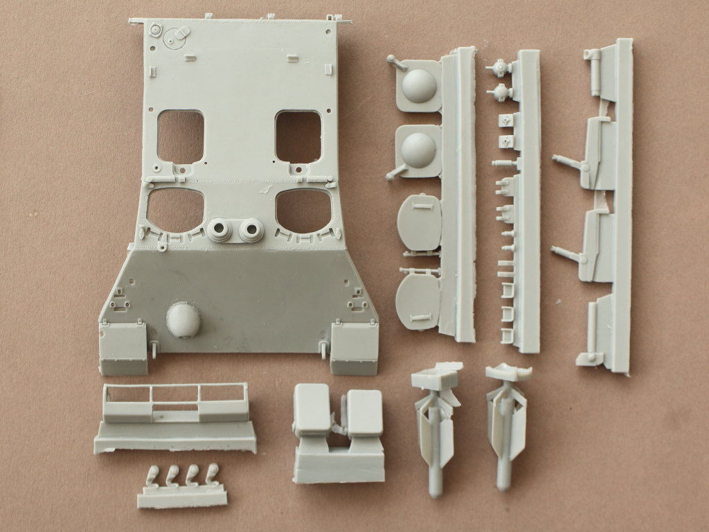 IMG_0036-1 Jagdpanzer Rakete SS11 Conversion Kit für Revell 1:35 Perfect Scale (#35055)