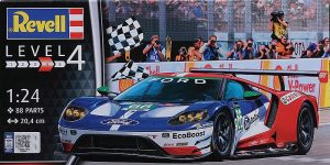 Ford GT Le Mans 2017 in 1:24 von Revell 07041