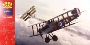 Sopwith 5F.1 Dolphin – Copper State Models 1/48
