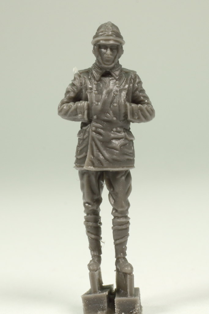 "Review_CSM_Figuren1_06 Figuren - WWI ""Russian Pilot"" und ""RNAS Pilot"" - Copper State Models 1/48"