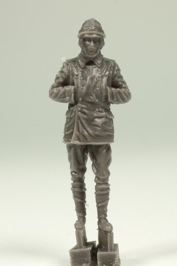 """Review_CSM_Figuren1_06 Figuren - WWI """"Russian Pilot"""" und """"RNAS Pilot"""" - Copper State Models 1/48"""