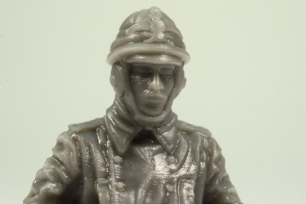 "Review_CSM_Figuren1_08 Figuren - WWI ""Russian Pilot"" und ""RNAS Pilot"" - Copper State Models 1/48"