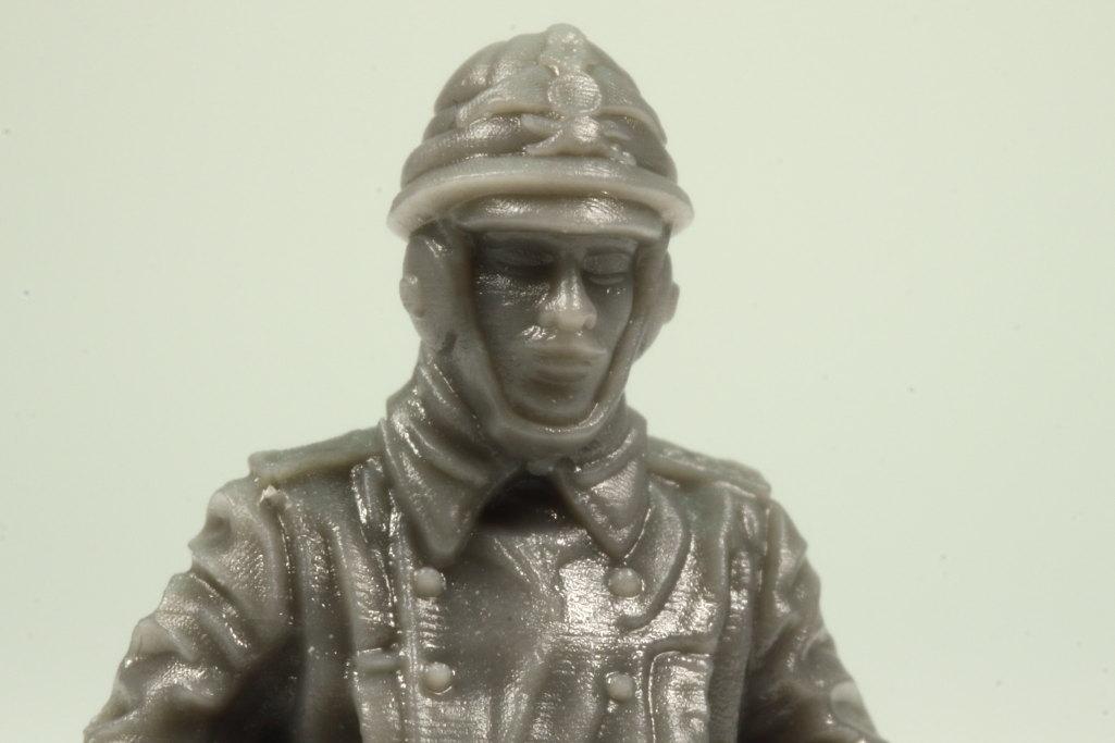 """Review_CSM_Figuren1_08 Figuren - WWI """"Russian Pilot"""" und """"RNAS Pilot"""" - Copper State Models 1/48"""