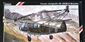 FA 223 Drache in 1:48 von Special Hobby SH48020