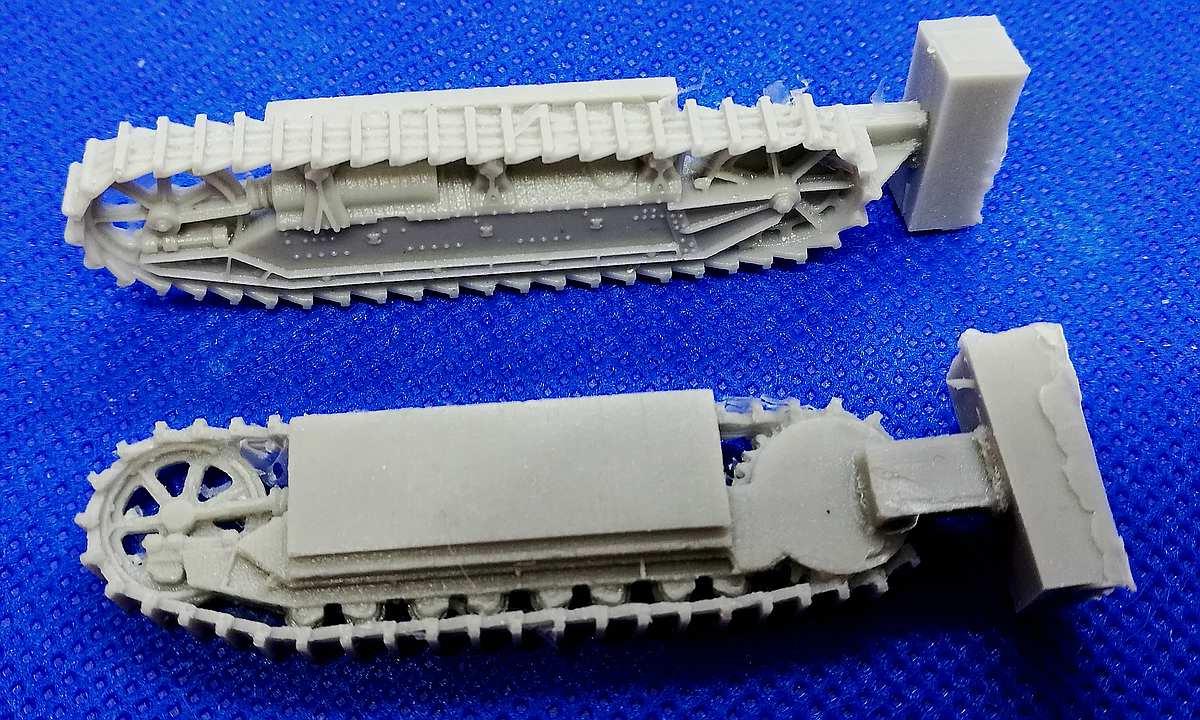 TASModels-TM-014-T1E2-Cunningham-5 US Panzer Cunningham T1E2 in 1:72 TASModels TM 014