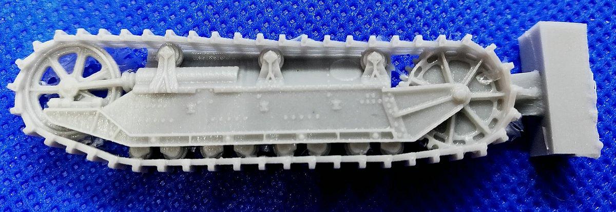 TASModels-TM-014-T1E2-Cunningham-6 US Panzer Cunningham T1E2 in 1:72 TASModels TM 014